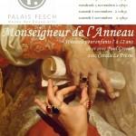 affiche Monseigneur de l' Anneau